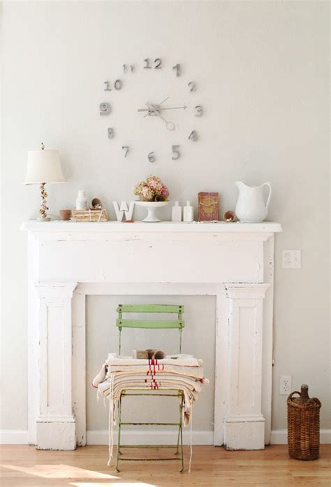 faux fireplace decor how to use faux fireplace in home decor interiorholic