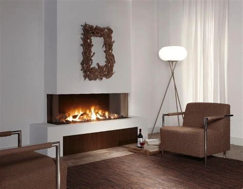 Minimalist Fireplace | fabulously minimalist fireplaces