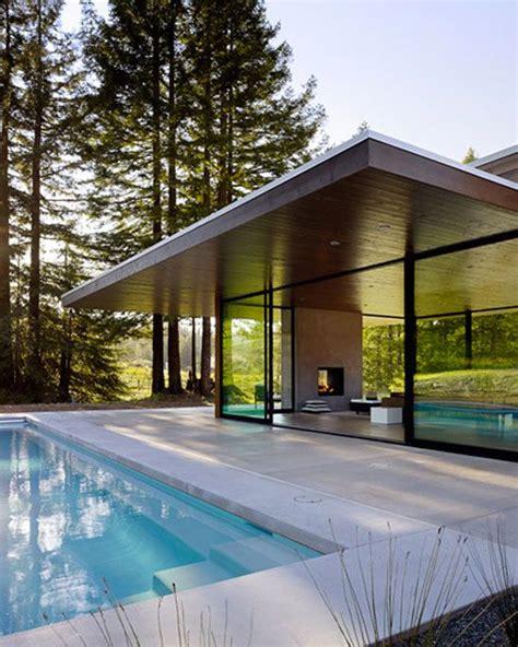 modern pool house best 25 modern pool house ideas on pinterest cool