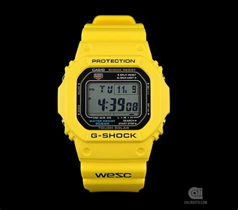 Casio Gshock Dw 5600lp Power 1 wesc x casio g shock dw 5600 freshness mag