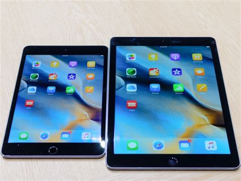 2 Apple 10 Inch apple may be planning 10 5 inch pro in 2017