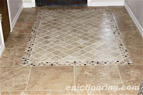 Tile Patterns For Bathrooms custom tile and natural stone floors epic flooring