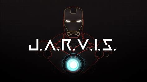 Jarvis Animated Wallpaper