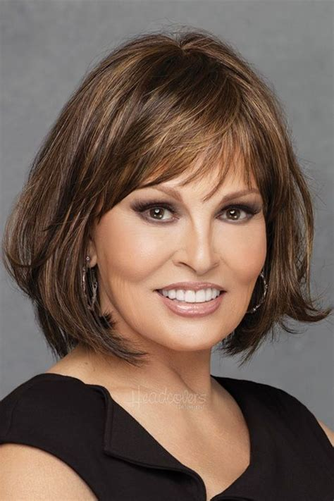 spring hair styles for a round face 8 best spring 2013 raquel welch wigs hair additions