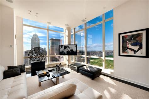 wohnungen new york mieten penthouse in new york erstaunliche fotos archzine net