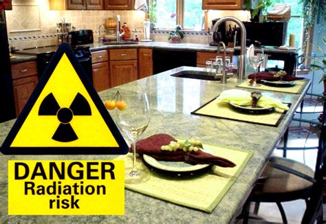 Granite Radiation Could Your Granite Countertops Be Leaking Radon Gas