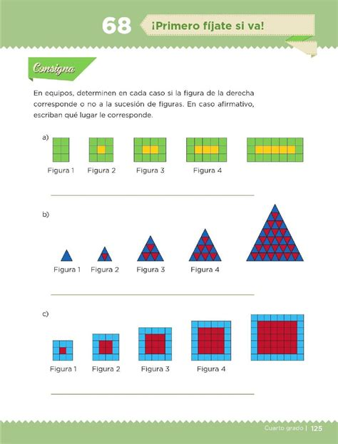 libro de matematicas 2015 y 2016 pag 125 con respuestas paco el chato libro de matematicas 4 grado pagina 124 libro de