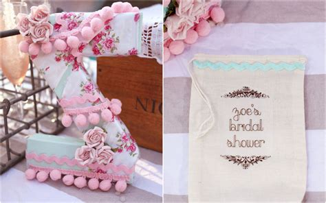 zoe s shabby chic bridal shower trueblu bridesmaid resource for bridal shower and