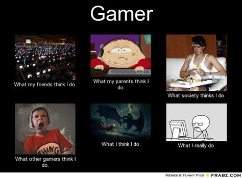 Gamers Memes - gamer meme generator what i do