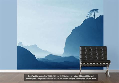 Wall Murals Direct South Coast Line In The Morning Light Seascape
