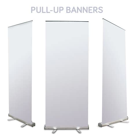 pull up banners printing cape town roll up banners