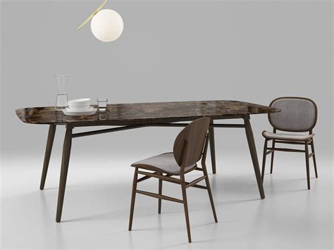 rectangular marble dining table agave rectangular marble dining table agave by alivar design