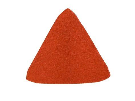 diablo detail sand paper 2 7 8x2 7 8 triangle 100 grit