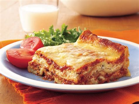 easy lasagna recipes using ricotta cheese