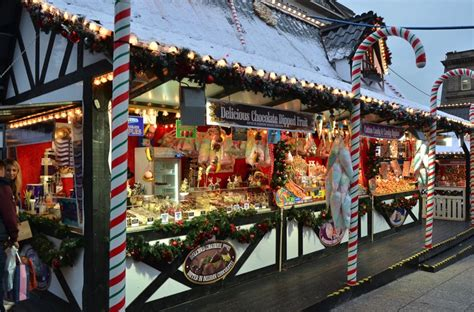 why nottingham s christmas market is a must visit this