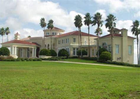 Paneled La Viance A 25 000 Square Foot 160 Acre Estate In