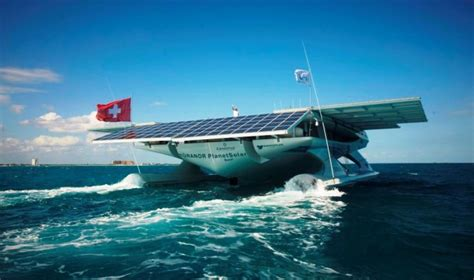 catamaran solar galapagos t 219 ranor planetsolar is the first solar boat to pass
