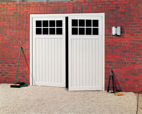 Hinged Garage Doors Side Hinged Garage Doors Best Garage Door