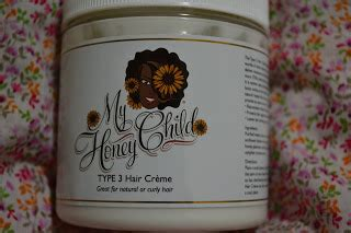 My Honey Child Type 4 Hair Creme by Cabelo Afro Twist Out My Honey Child Type 3 Hair