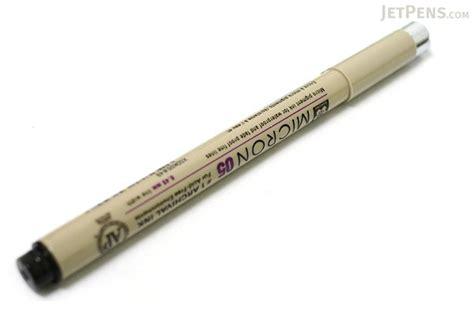Pigma Micron 0 05 pigma micron pen size 05 0 45 mm black