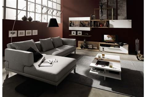 modern apartment furniture new modern living room furniture mento by h 252 lsta digsdigs