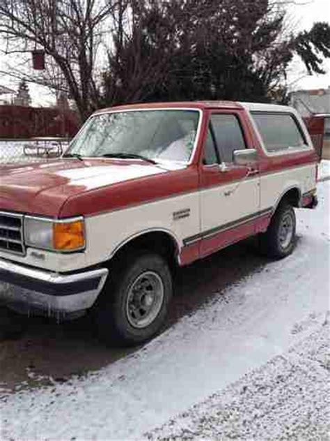 1991 ford bronco xlt for sale in havelock north carolina classified americanlisted com find used 1991 ford bronco xlt in trinidad colorado united states