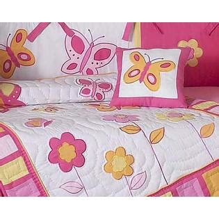 butterfly toddler bedding sweet jojo designs butterfly pink and orange collection