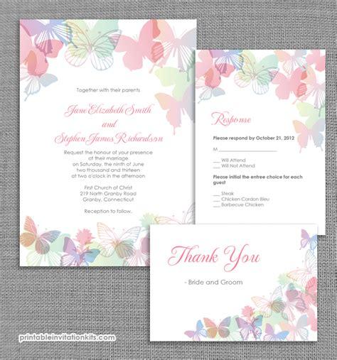 35 free printable wedding invitations free printable