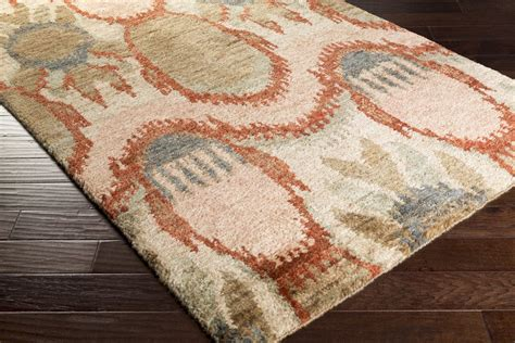 Salmon Colored Rugs surya scarborough scr 5150 taupe olive salmon closeout