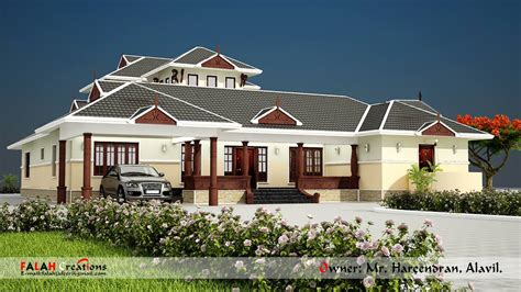 Kerala House Photos With Plans Kerala Nalukettu Model House Studio Design Gallery Best Design