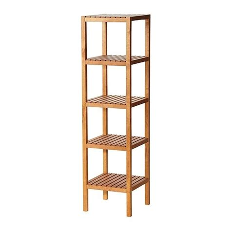 ikea bad regal molger shelf unit birch shelves corner shelving and