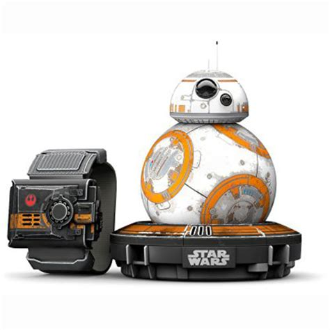 bb 8 remote droid sphero wars app enabled cool gizmo gadgets