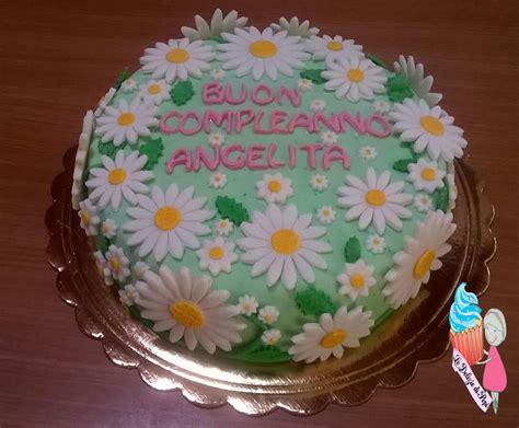 torte decorate con fiori di pasta di zucchero ricerca ricette con torta margherita cioccolato