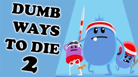 A To Die For olympics dumb ways to die 2