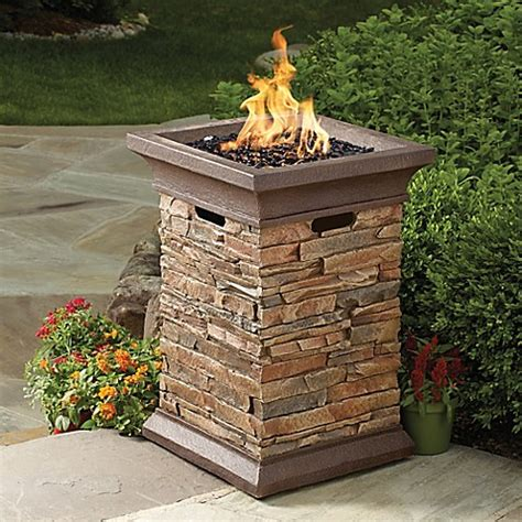 Bond Firepit Buy 29 Inch Bond Column From Bed Bath Beyond