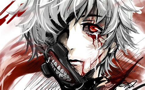 imagenes de kaneki ken llorando tokyo ghoul wallpapers pictures images