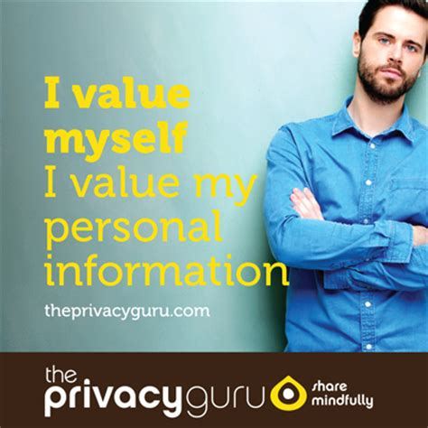 Sometimes I Think I Much Personal Inform by How Much Do You Value Yourself And Your Personal