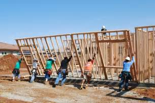building new home new home building creates ta bay jobs strengthening