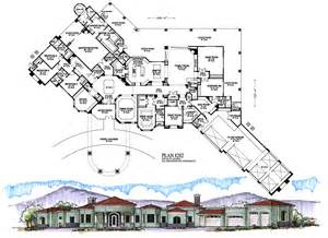 floor plans 5000 to 6000 square 6000 square feet and higher