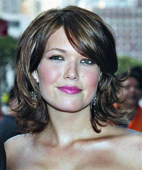 hairstyles for round face overweight hairstyles for round fat face women hair pinterest