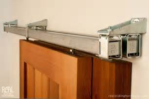Box Rail Sliding Barn Door Hardware Pin By Therese On The Condo