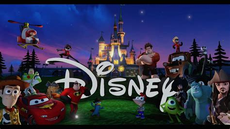 Disbey Infinity Disney Infinity Opening