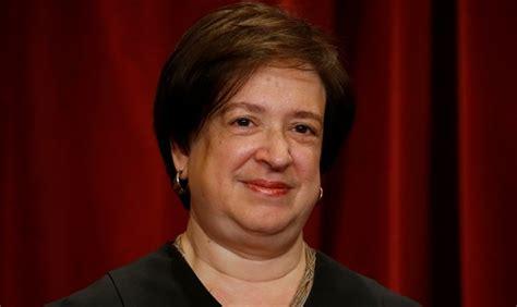 kagan supreme court supreme court justice recalls strange