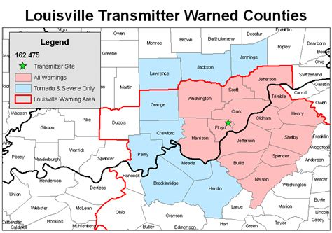 zip code map jefferson county ky weather radio louisville