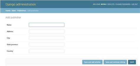 django tutorial permissions python django tutorial built in admin interface part five