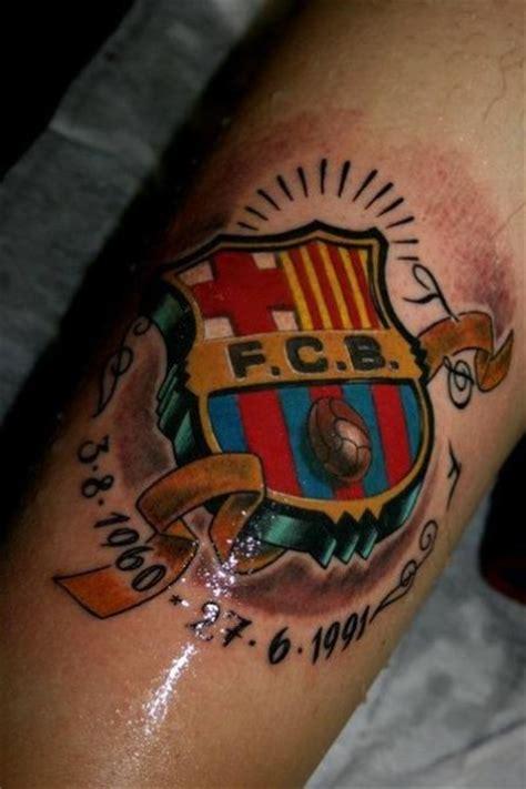 imagenes tatuajes barcelona tatuajes fc barcelona fotos de tatuajes tattoos