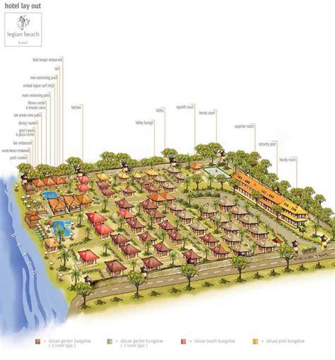 melasti resort legian map legian hotel lure of legian bali