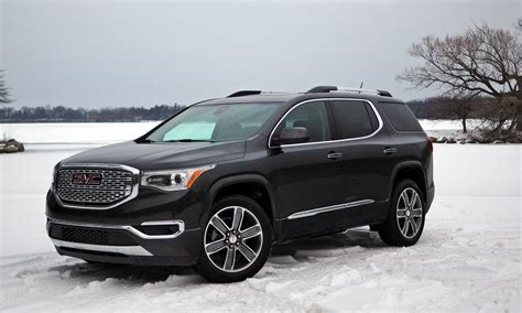 Gmc Acadia Reliability by 2017 Gmc Acadia Pros And Cons At Truedelta 2017 Gmc