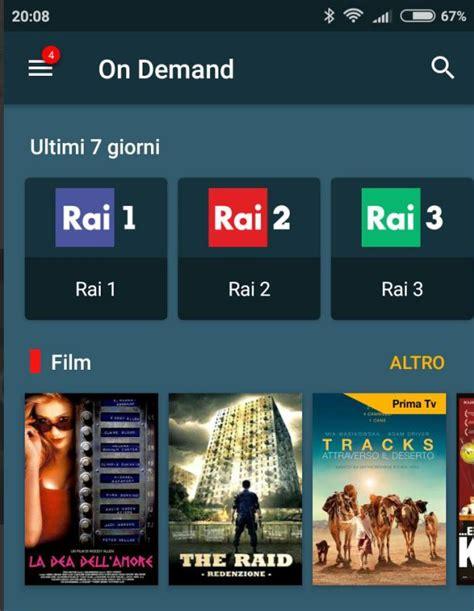 film gratis app guardare film gratis le migliori app disponibili per android