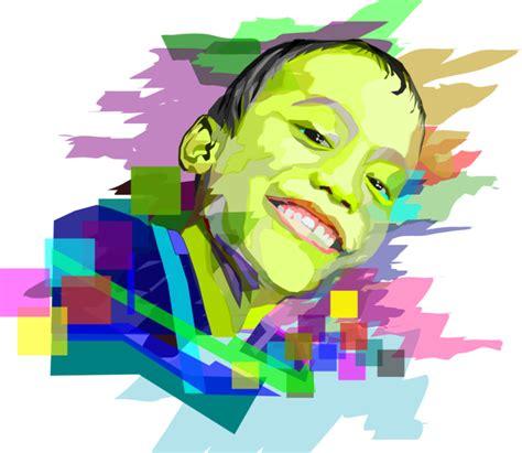 tutorial wpap sketchbook pop art portrait drawing how to make pop art portrait drawing